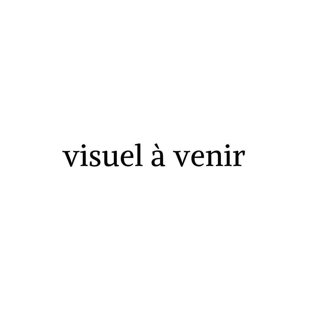Évier à poser granit blanc Kümbad KIWI 1 grand bac 1 égouttoir
